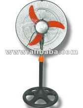2015 fashion factory new model 16 inch electric stand fan with high quality motor OEM high 3 speed fan