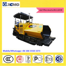 Interlock Machine Paves Roads XCMG Asphalt Paver RP601 for Sale