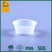 1.5 oz plastic cups