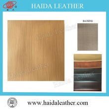 synthetic pvc bag making leather with color register method