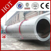 HSM CE cottonseed hull pellet rotary dryer