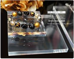 2015 new products Bracelet Display Stand,Acrylic Jewelry Display Cases