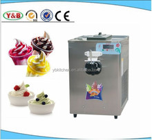 18 L 3 nozzle Stainless Steel Soft Ice cream machine / Ice Cream maker