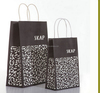 Recyclable Luxury Style Printed Gift Custom Shopping Paper Bag with Logo Design