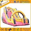 Cheap inflatable slide for commercial use A4061