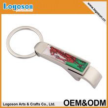 Competitive Price Metal Bottle Opener Keychain,Keychain Bottle Opener,Keychain Maker