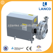 Stainless Steel Centrifugal Pump Food