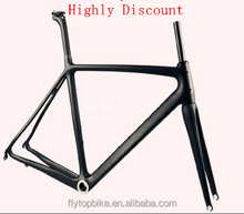 2015 Flytop Highly Discount! OEM En Test High quality carbon road bike frame