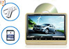 "Car DVD Player with 10.1"" Wireless Game Full Remote Control"