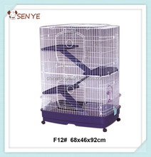 Hot sale two storey rabbit cage,cage used for rabbit