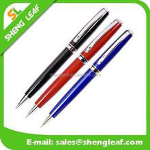 Metal class pens with logo laser pens