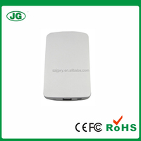Best selling Factory price Double USB output metal power bank8000mah for smartphone