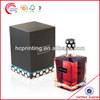 Square Custom Design Gift Box Cardboard Paper Wine Packaging boxes