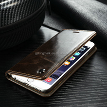 Hot sale!Wallet style cell phone universal leather case For iphone 5/5s