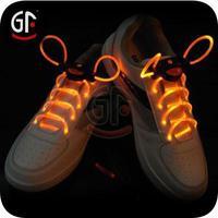 Novelty Products Leather Reflective Led Shoelaces Wholesale China