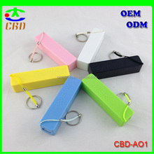 Manufacturers selling hot sales product 2600mAh mini power bank low price