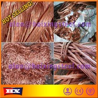 copper scrap and specification/Copper millberry 99.9%/In stock