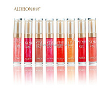Alobon 5806 big star series bright waterproof lip gloss magic lip gloss