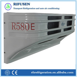 Transport refrigeration R580E for container with low maintenance cost