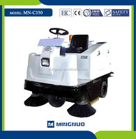 C350 used dry cleaning equipment for sale,leaf car cleaning machine,garage sweep machine