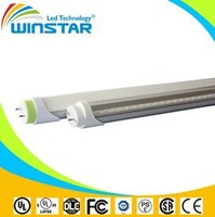 CE&RoHS certification 18W 4ft high lumen t8 led tube 86-265v/ac