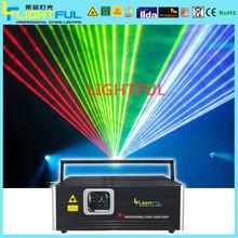 pro stage laser 2W rgb animation laser light