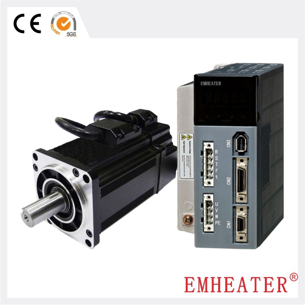 180 series 380V 7.5KW 47.8N.m 1500RPM AC servo motor & servo driver; Free match with 3.5 meters encoder cable and power cable