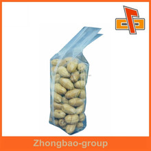 China wholesale printed pouches vacuum seal bag for peanut