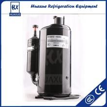 Rotary compressor, aircon compressor for air conditioners