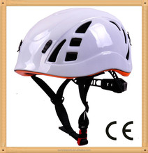 High quality in-mold climbing helmet paraglider safety helmet