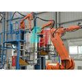 Alibaba de frío / robot de soldadura / brazo robot industrial