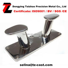 Stainless steel Boat Mooring Cleat