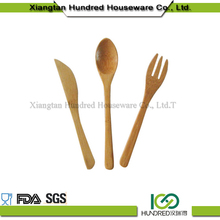 Novelties wholesale china factory direct Bamboo Smart Kitchen Tool wooden kitchen utensil sets