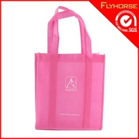 recycle non woven wine bag