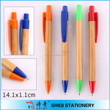 eco engraved bambooo ballpoint pen