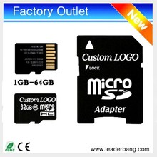 2014 Hot selling micro sd card 32gb class 10