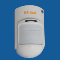 Heiman new product microwave motion sensor for alarm system