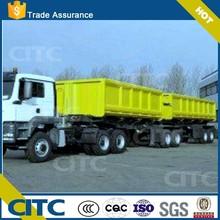 dump truck loading capacity 30ton full trailer of a dump & tipper truck CITC
