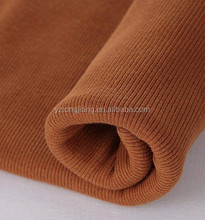 raschel knit fabric rib fabric composition for the use of jacket bottom