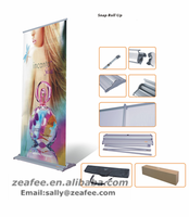 PVC Snap ROLL UP stands