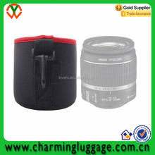soft neoprene DSLR Camera Lens Pouch/Case/Bag