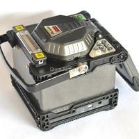 Оригинальный ruiyan портативный цифровой волоконно-оптических fusion сварочный ry-f600h волокна Держатели автоматический фокус многоязычный