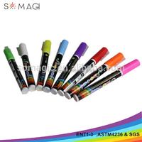 3 mm nib water soluble fabric marker cross stitch liquid chalk marker pen