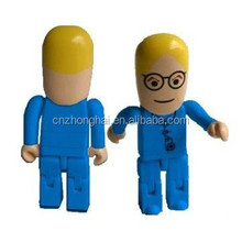 cartoon doctor shaped usb flash drive/clinic doctor usb