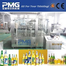 European quality 3-in-1 beer filling machine / beer bottling equipment