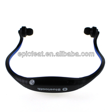 stereo headphone with mic and volume control for mobile phone