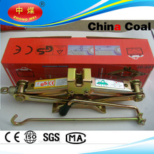 high durable manual scissor jack for cars and motorcycle