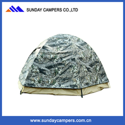 Double layer automatic tent for outdoor camping/ Camping tent manufacture