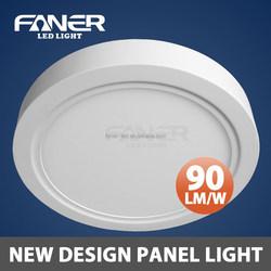 led ceiling panel light led round panel light led panel light aluminum frame