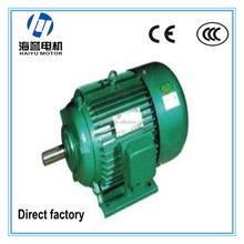 Good versatility Y series (IP44) ac electric car motor
